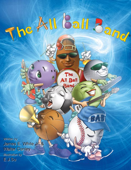 All Ball Band Book Cover