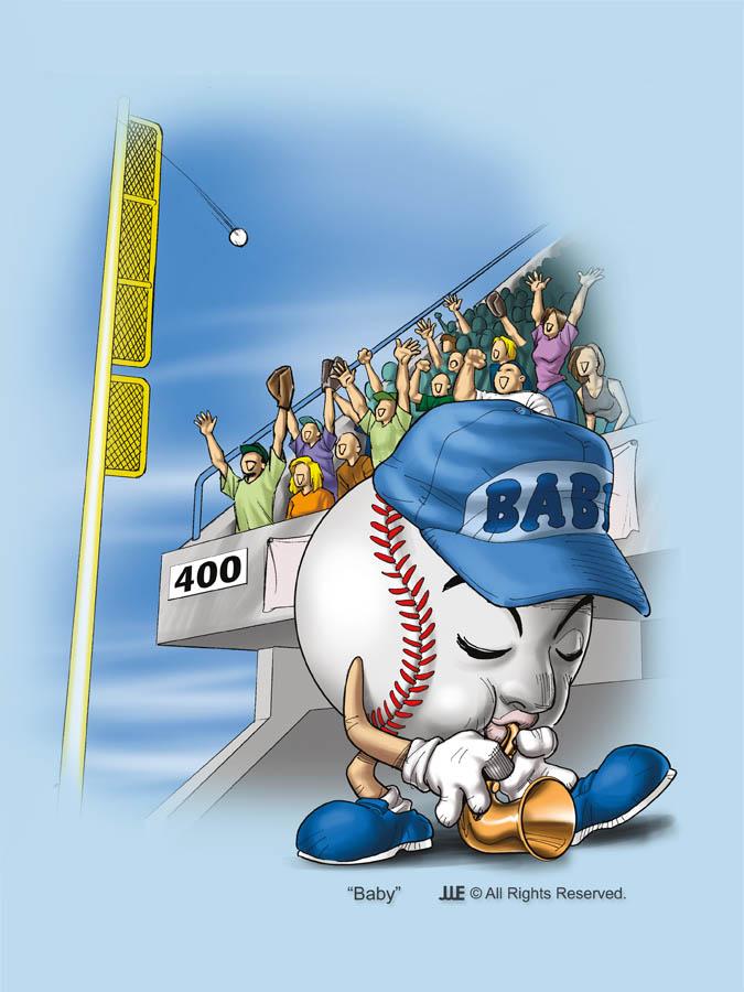 Baby the Baseball