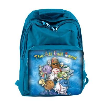 Backpack Back blue
