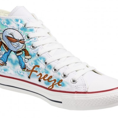 Shoe Hi Top
